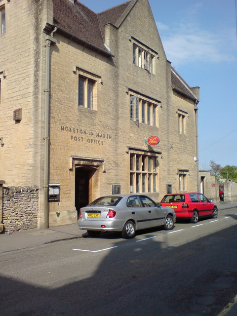 Moreton-in-Marsh Post Office, New Road