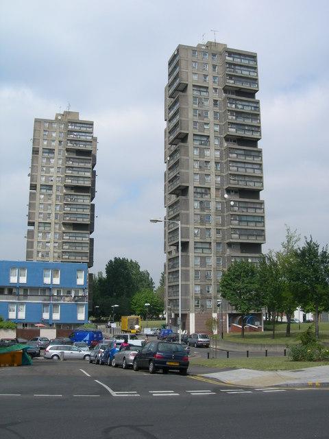Westbury Estate, Wandsworth Road, SW8