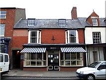 TF4066 : Sir John Franklin's House, Spilsby by Dave Hitchborne