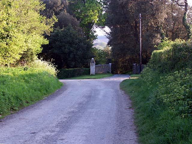 Entrance to Gare