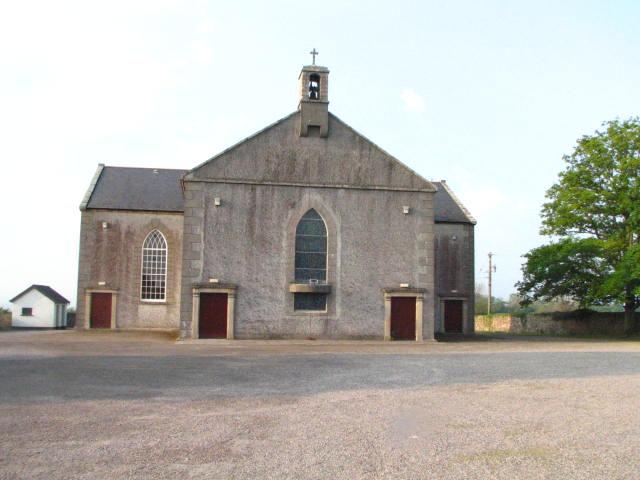 Skeaghvasteen Church