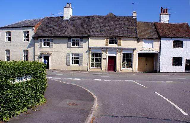 The Old Coach House and Tudor House, Yoxall