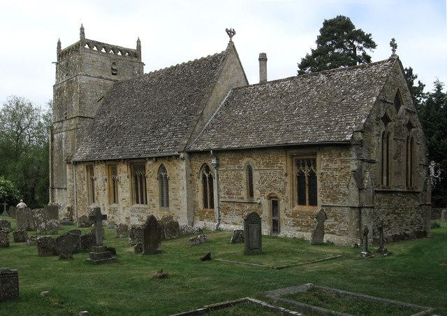 St Laurence's, Wyck Rissington