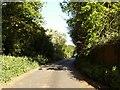 TM1821 : Road to Leys Farm by Robert Edwards