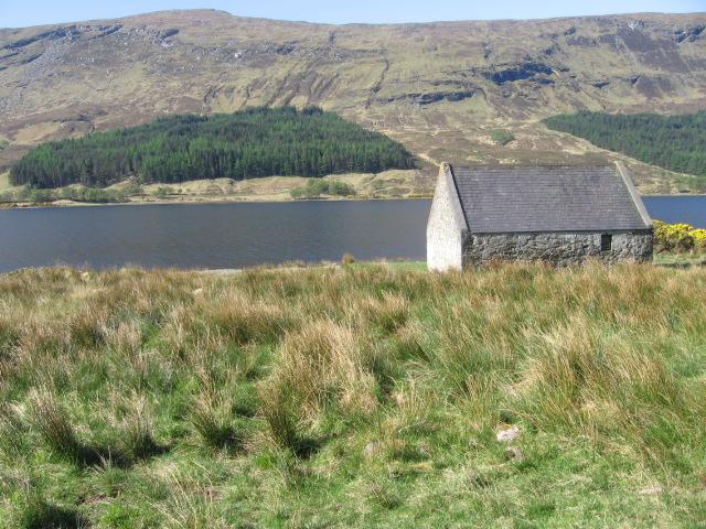 Across Loch More