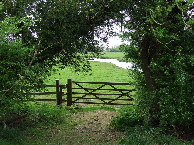 Past The Gate