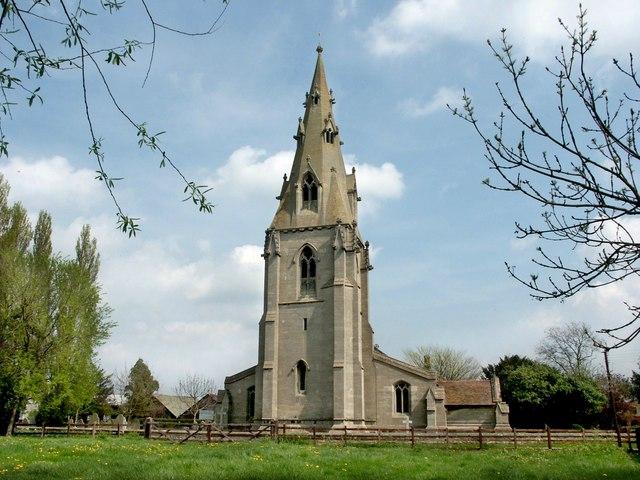 St Edith, Anwick