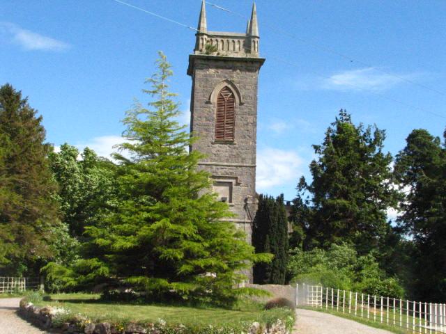 Cloydagh Church