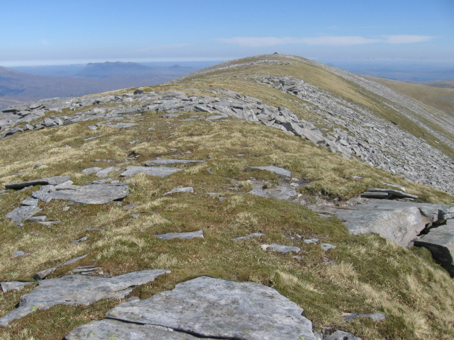 Carn Dearg Summit