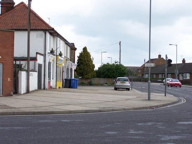 Shops at Clapgate Lane, Ipswich