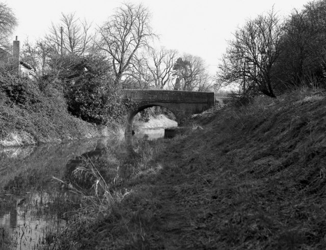 Coate Bridge, Kennet and Avon Canal