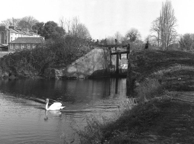 Maton Lock No 49, Kennet and Avon Canal, Devizes