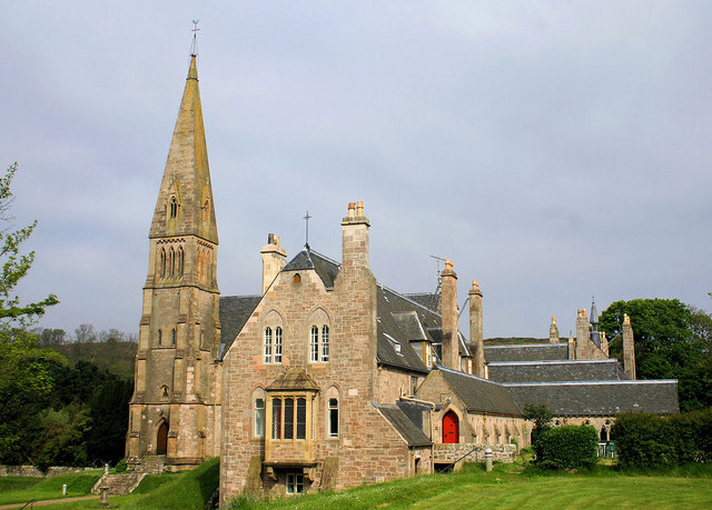 Cumbrae, Cathedral of the Isles.
