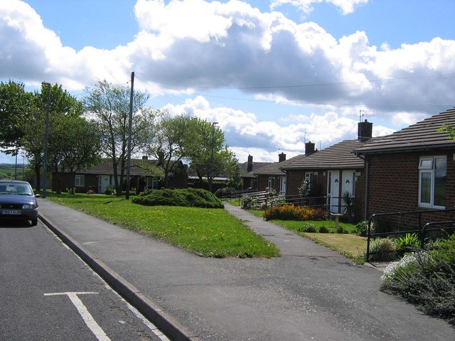 Pensioners' Bungalows, Bent House Lane