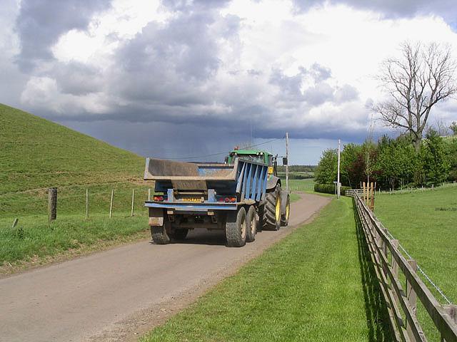 Farm traffic