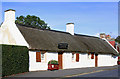NS3318 : Burns Cottage, Alloway. by John McLeish