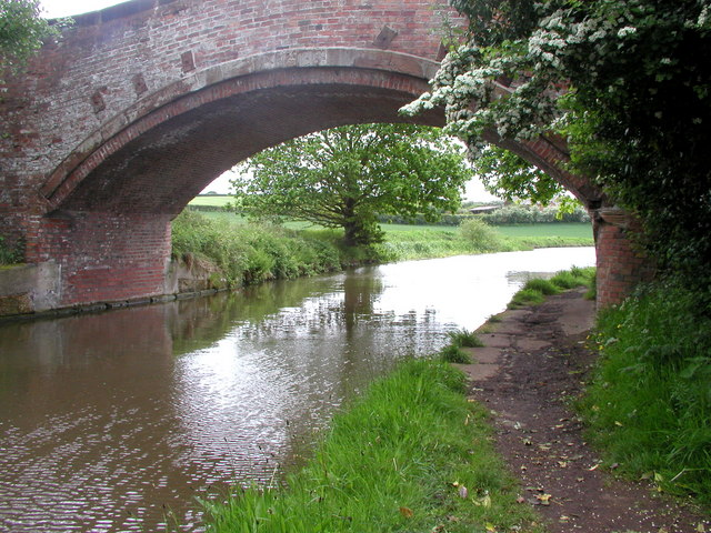 Bridge on the Bridgewater Canal