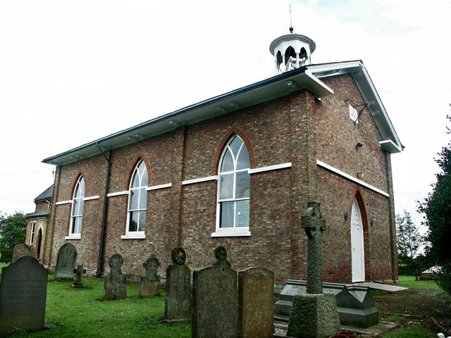 St Paul, Carrington