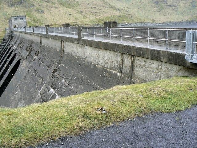 Ben Lawers Dam