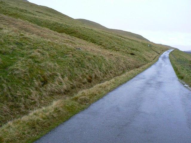 Lochside road.