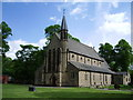SD7605 : St Saviour's  Church, Ringley by Alexander P Kapp