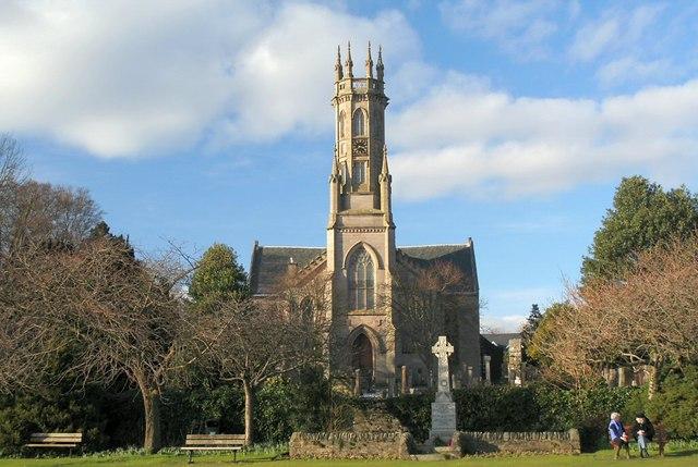Rhu Parish Church