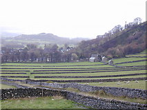 SK1482 : Castleton from the west by Chris Gunns