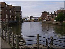 TF3243 : River Haven from South Street Quay by Graham Horn