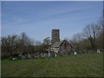SS6138 : Loxhore Church by Paul Jennings
