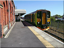 TA2609 : Platform 3 for Lincoln and Newark by John Beal