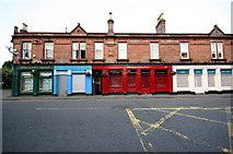 NS3980 : Alexandria Shops by Eddie Mackinnon