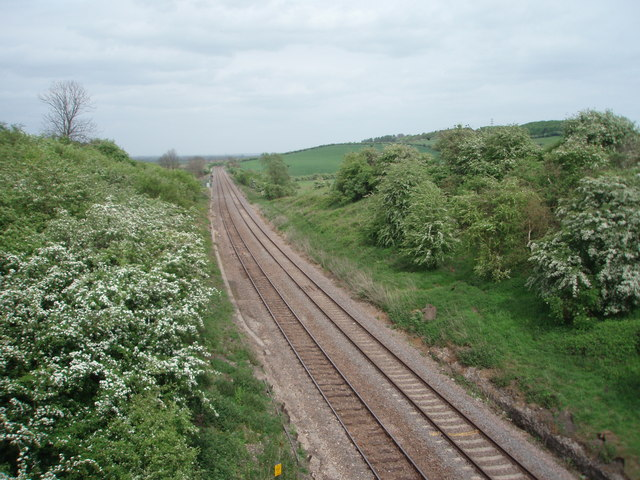 Bedford to Bletchley Line