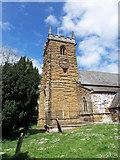 TA0816 : Church Tower, Wootton by David Wright
