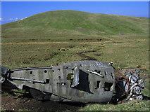 NS2659 : Aircraft Wreckage, Irish Law by wfmillar
