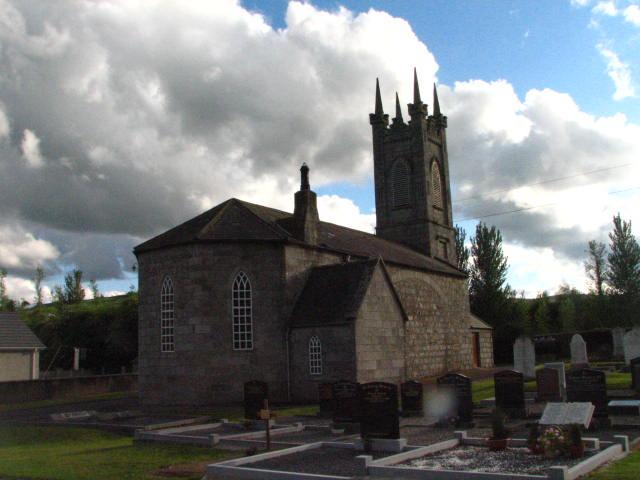 Saint Pauls Church Kildavin