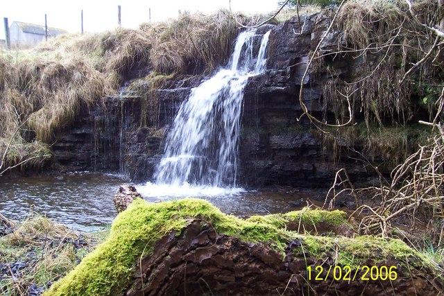 Leehouse Linn waterfall