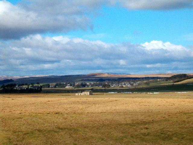 Meadowhaugh Ruin