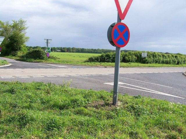 Hazel's Lane & A12 Junction