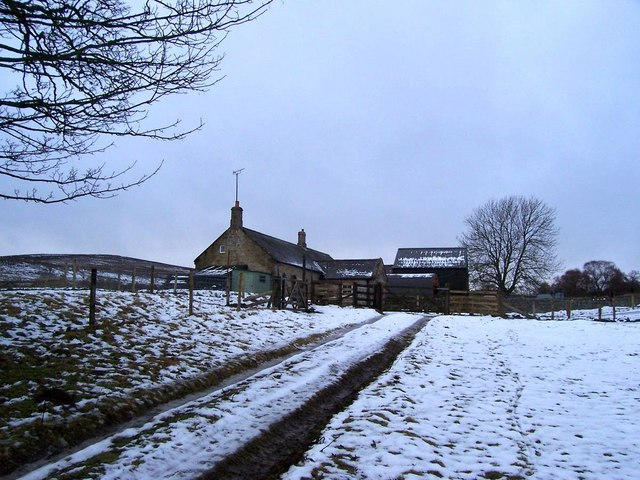 North Yardhope Farm