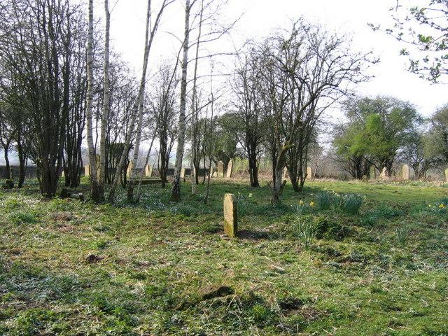 Overton Graveyard