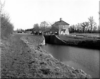 ST9060 : Buckley's Lock No 15, Semington, Kennet and Avon Canal by Dr Neil Clifton