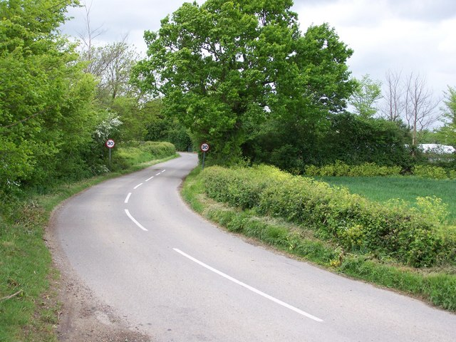 S Bend prior to Brussels Green
