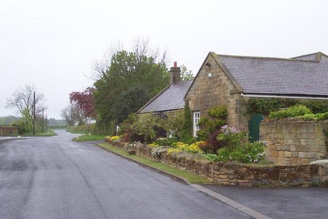 Glororum village