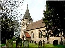 TF0684 : All Saints, Faldingworth by Dave Hitchborne