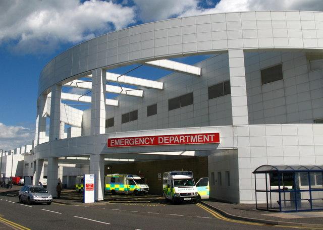 Emergency Department, Edinburgh Royal Infirmary