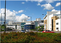 NT2970 : Edinburgh Research Centre, Royal Infirmary Edinburgh by Lisa Jarvis
