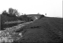 ST8559 : Ladydown Bridge, Kennet and Avon Canal by Dr Neil Clifton