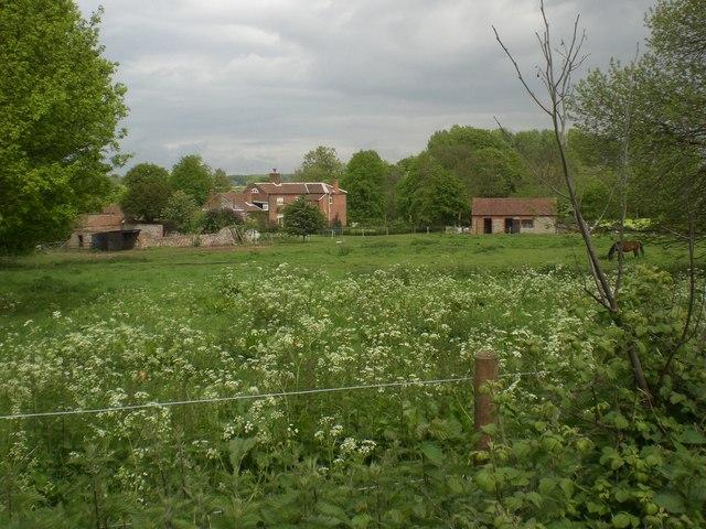 Farmhouse, Broomsthorpe Farm