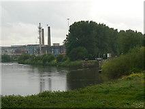 SE4326 : Chemicals, River & Canal by bernard bradley
