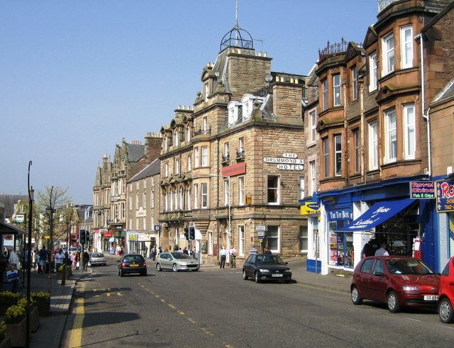 The Drummond Arms, Crieff